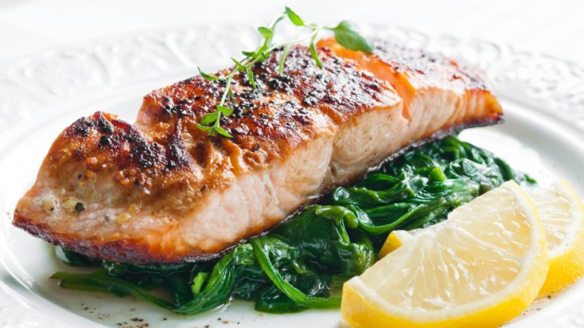 Image for Cider Herbed Salmon