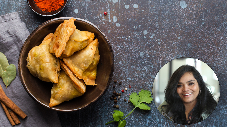 Image for Virtual Class – Himalayan Cooking: Samosas and Pakoras