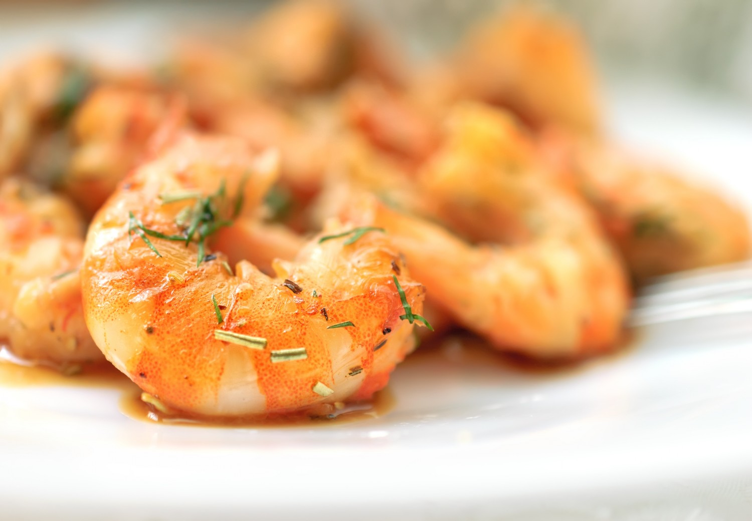 Image for Shrimp Scampi with Green Beans