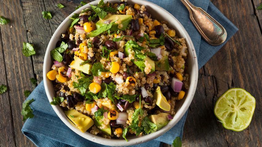 Image for Southwestern Quinoa Salad