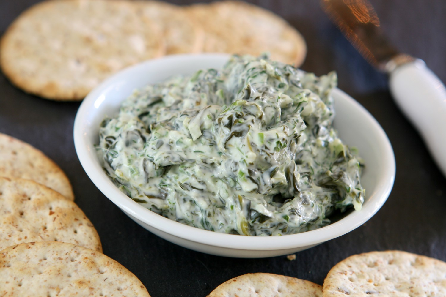Image for Garlic Scape Dip