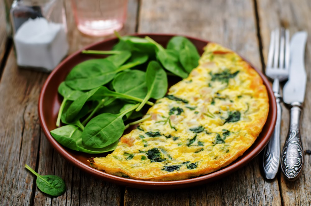 Image for Spinach Frittata