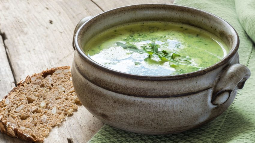 Image for Spinach & Kale Soup