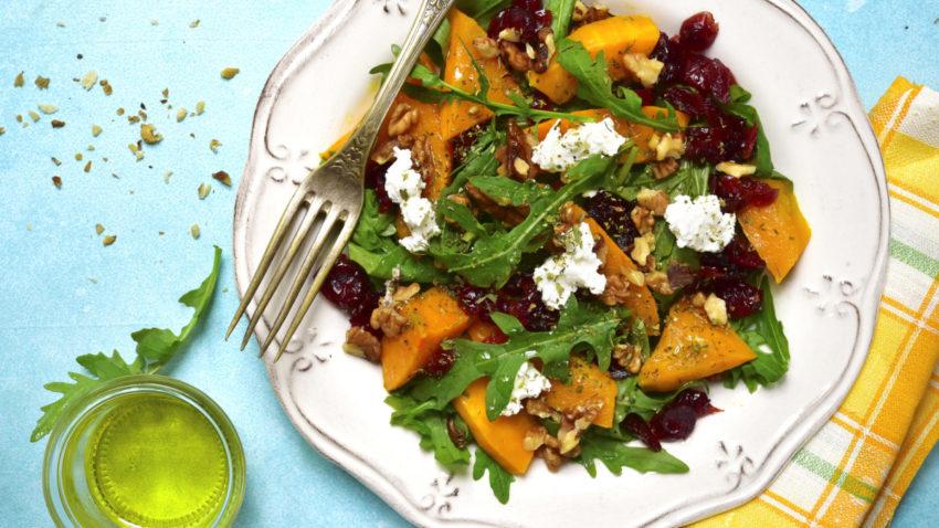 Image for Roasted Squash Salad