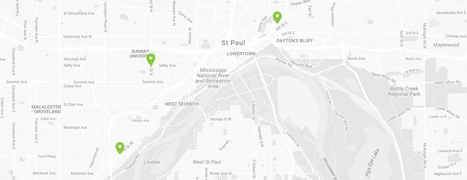 St.Paul, Minnesota | Mississippi Market locations