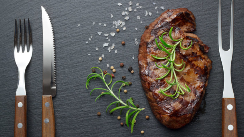 Image for Tuscan Style Steak