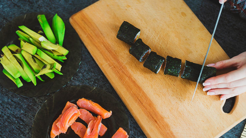 Image for Japanese Cooking: Make your own Sushi Party