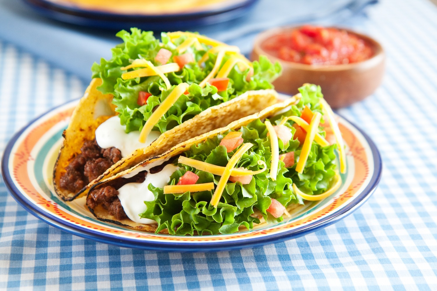 Image for Classic Ground Beef Tacos