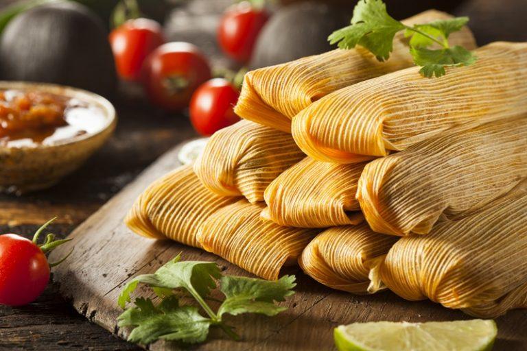 Image for Banana Leaf Tamales