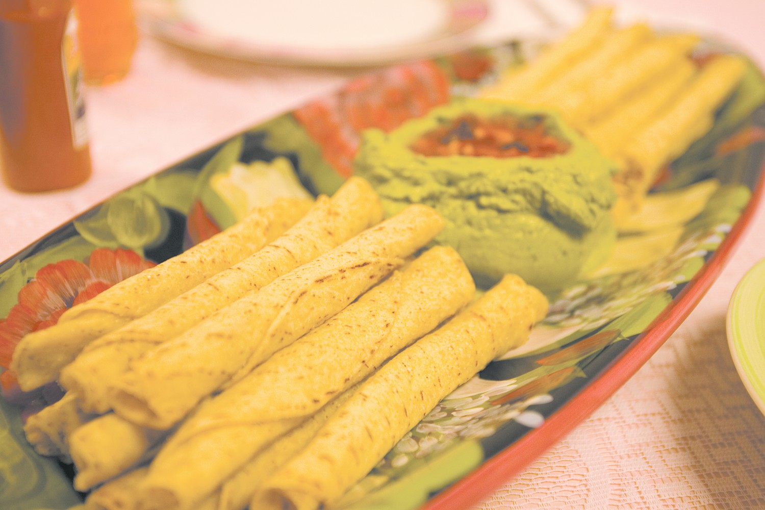 Image for Black Bean Taquitos