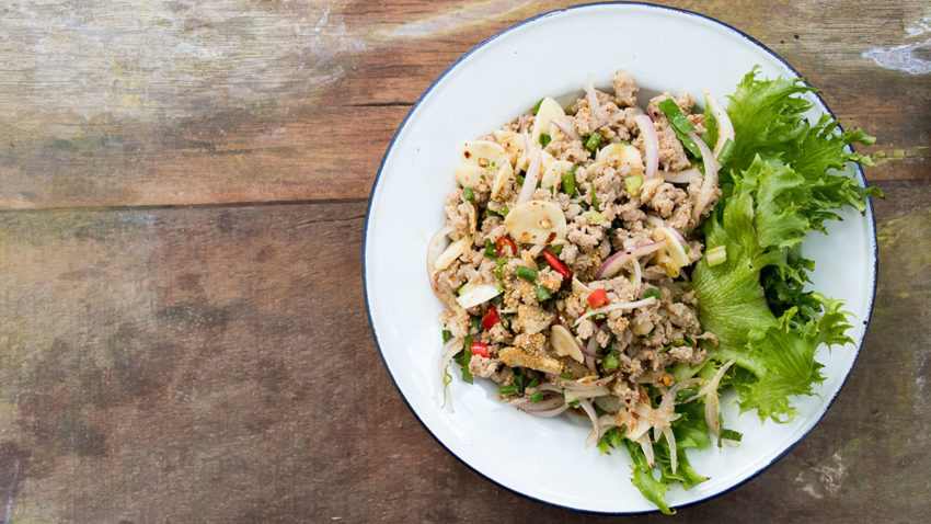 Image for Cooking with Co+op Basics: Thai Larb with Sautéed Greens