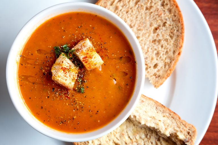 Image for Tomato Basil Soup