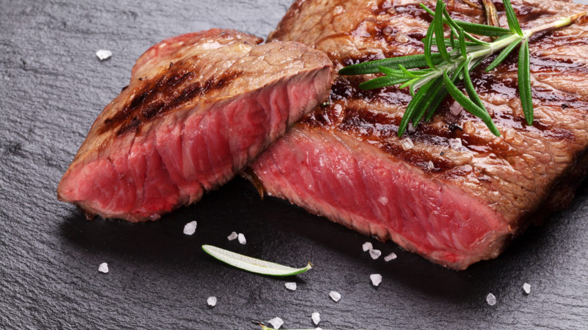 Image for Grilled Top Sirloin Steak