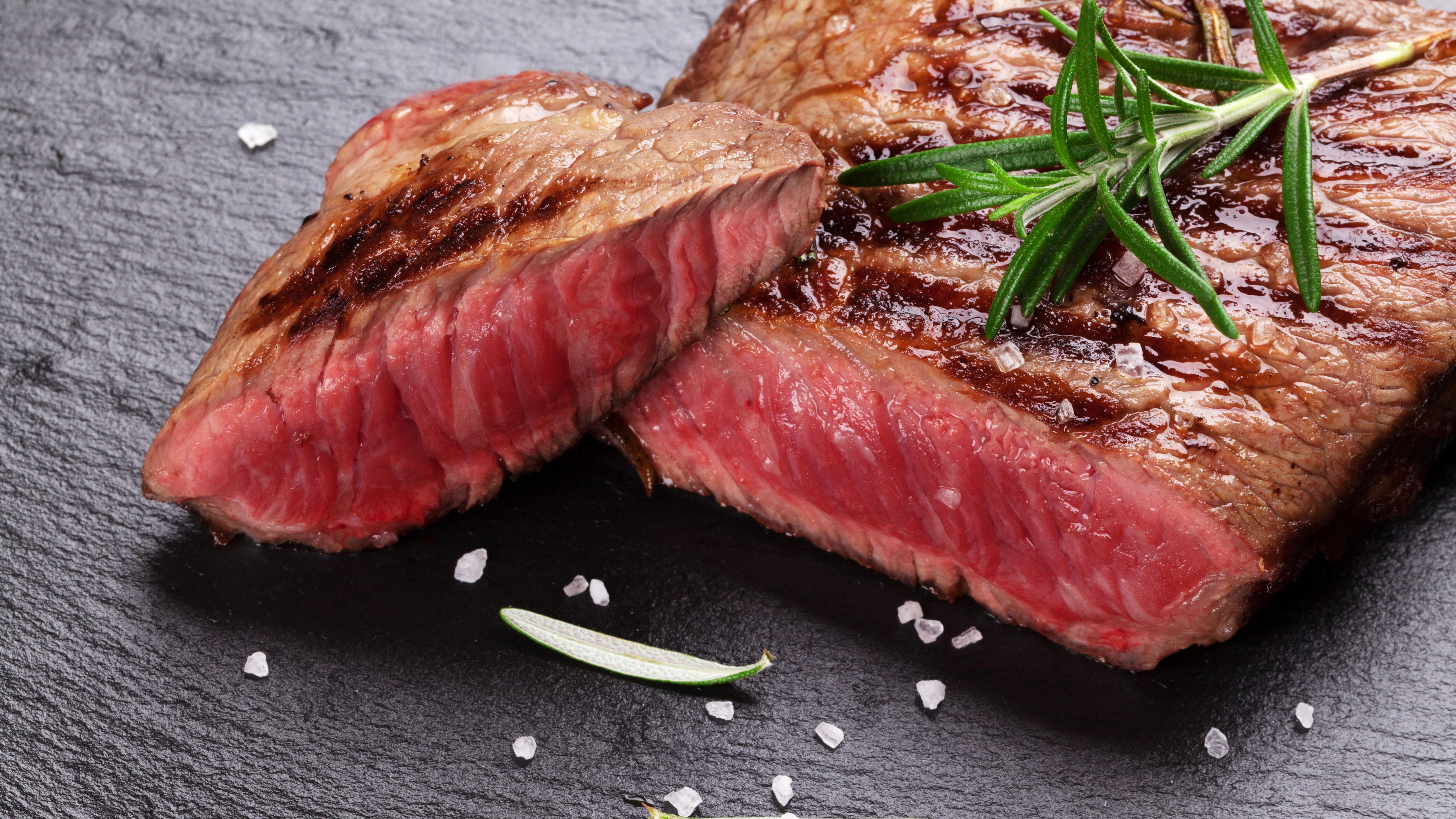 Grilled Top Sirloin Steak