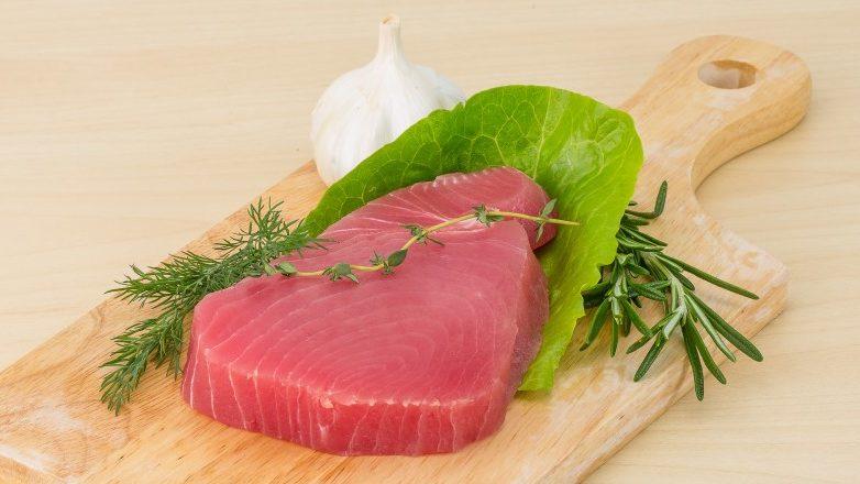Image for Seared Ahi Tuna Steaks