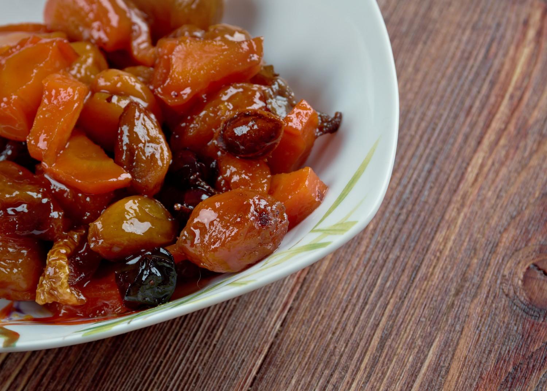 Image for Sweet Potato Tzimmes
