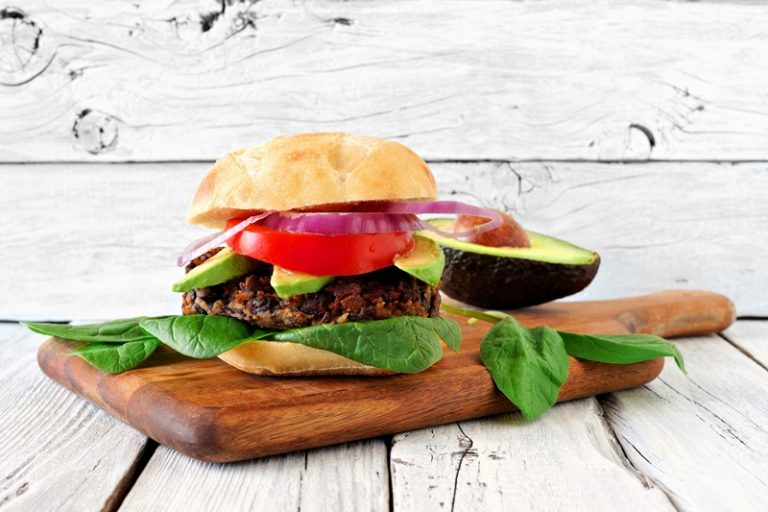 Image for Co-op Basics: Veggie Burgers