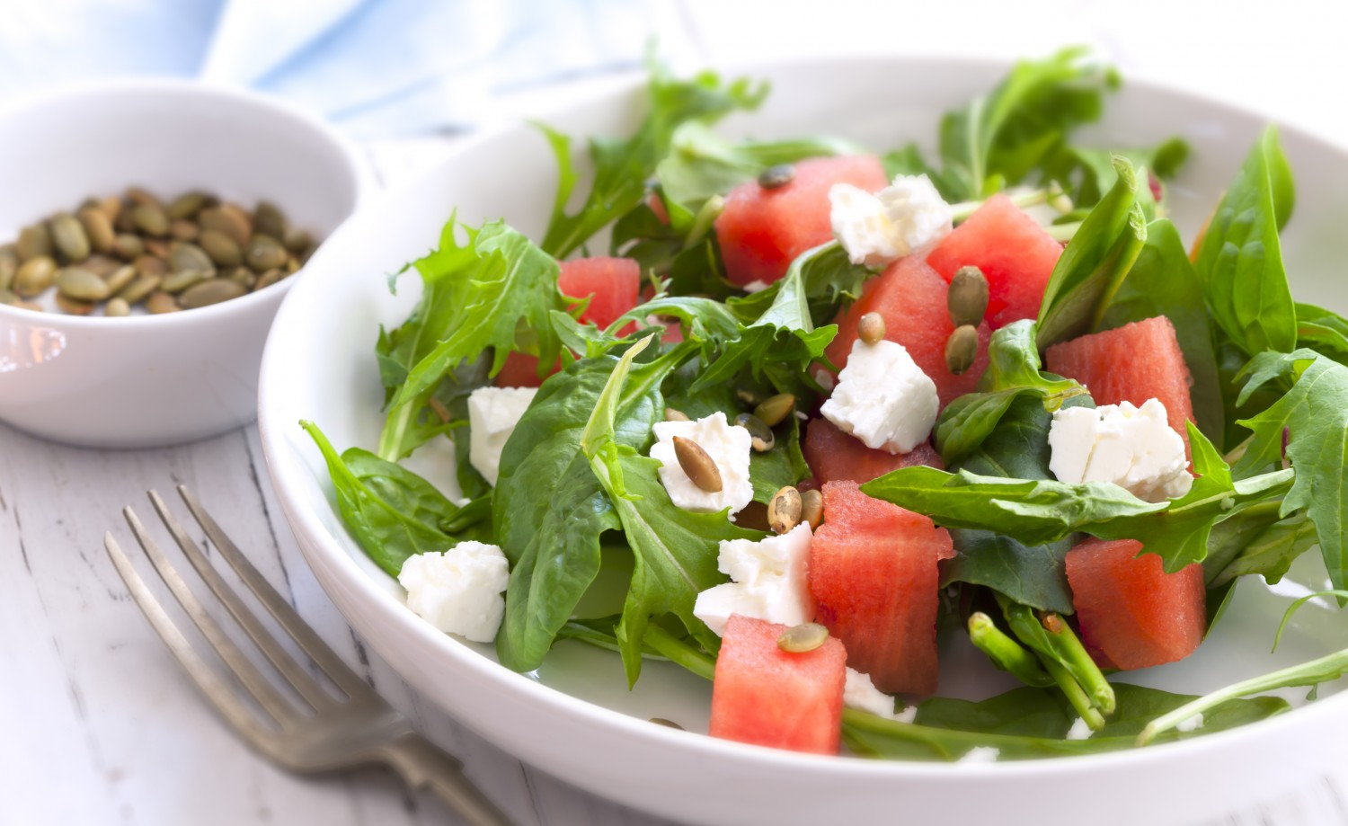 Image for Watermelon & Feta Salad