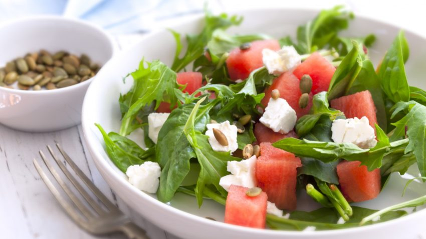 Image for Watermelon & Feta Salad