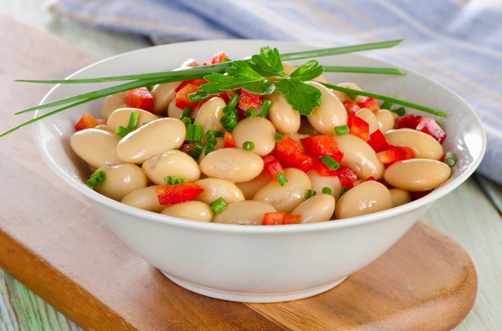 Image for Hearty White Bean Salad
