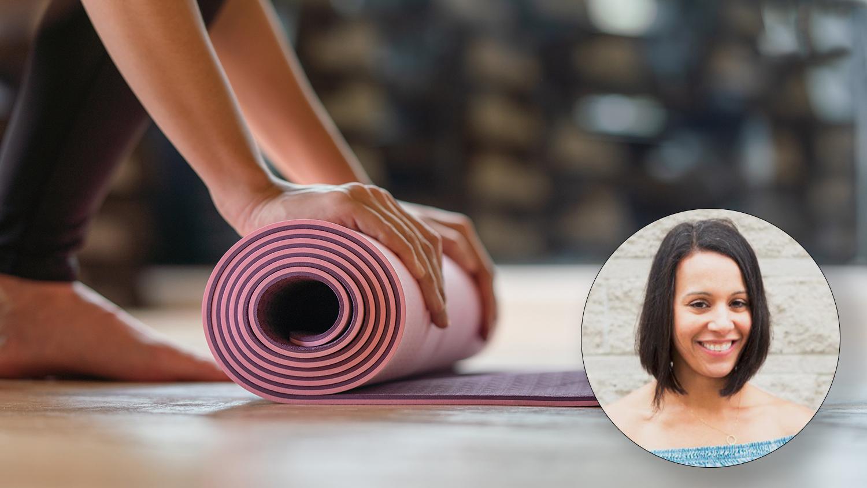 Image for Virtual Class – Yoga with Myrika